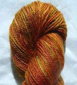 Costswald Yarn : Harvest Bounty
