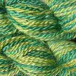 Costswald Yarn : Emerald Isle